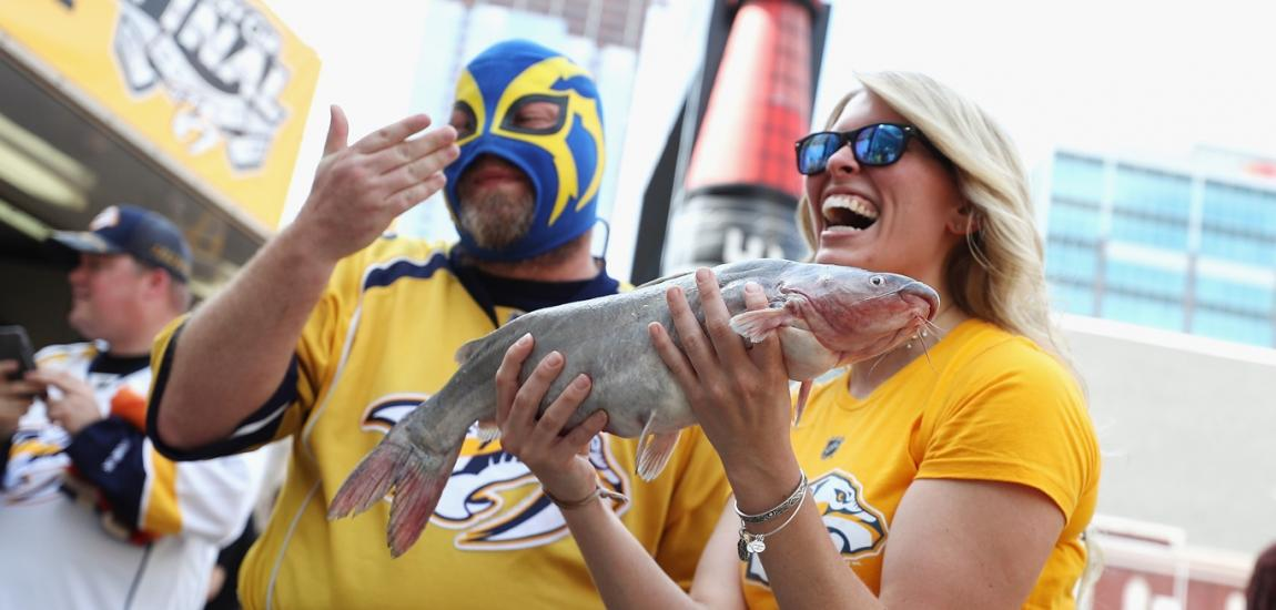 Nashville Predators, Catfish