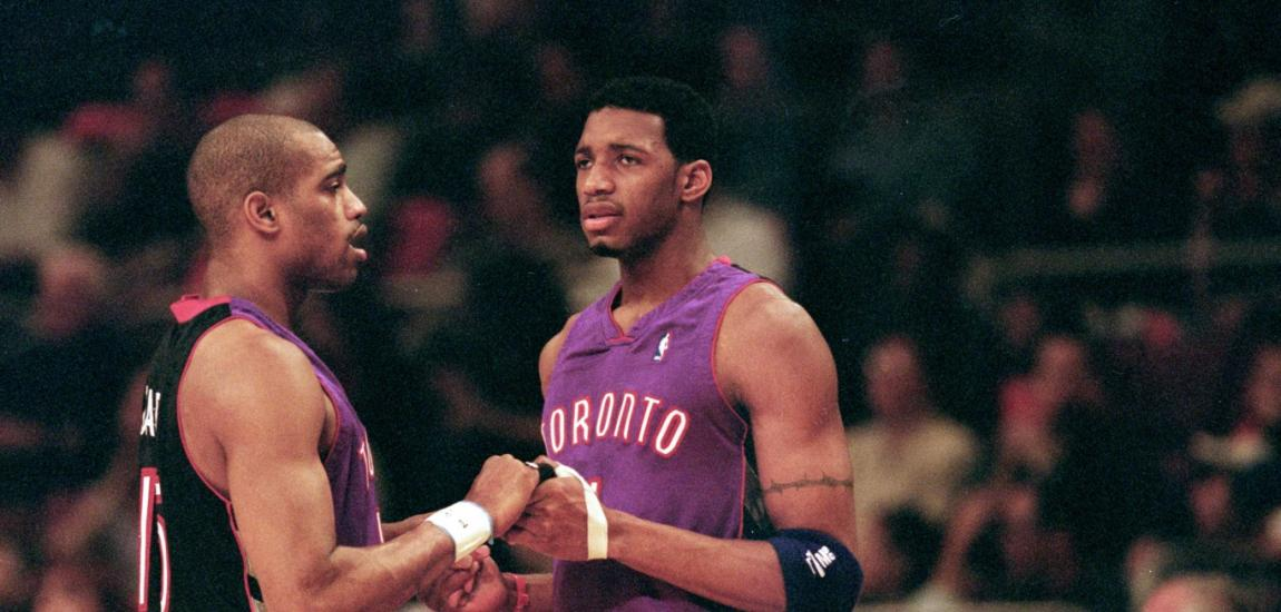 Vince Carter, Tracy McGrady