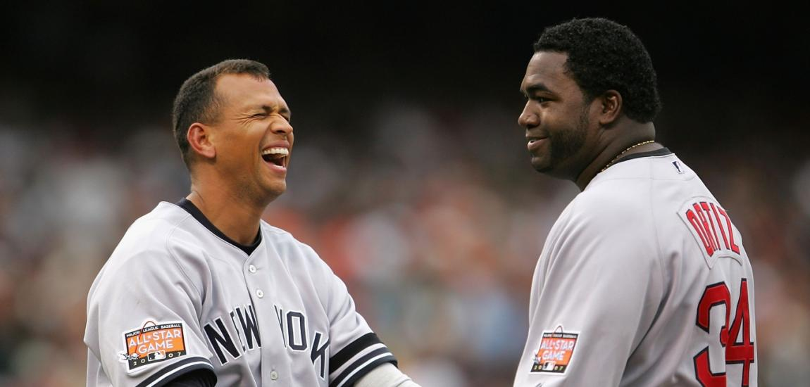 Alex Rodriguez, David Ortiz