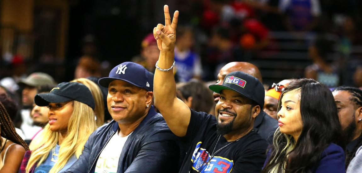 Ice Cube At Big3