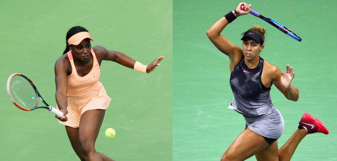 Sloane Stephens, Madison Keys