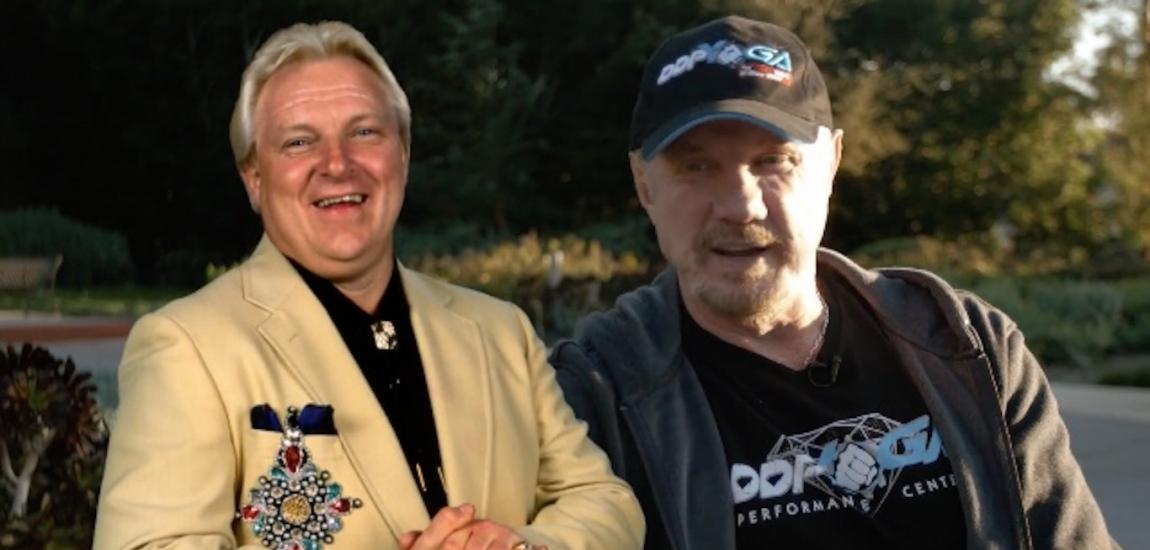 Bobby Heenan, Diamond Dallas Page