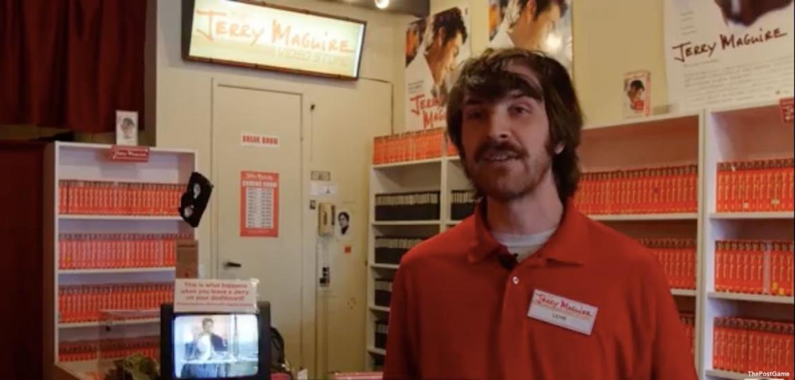 Jerry Maguire Video Store