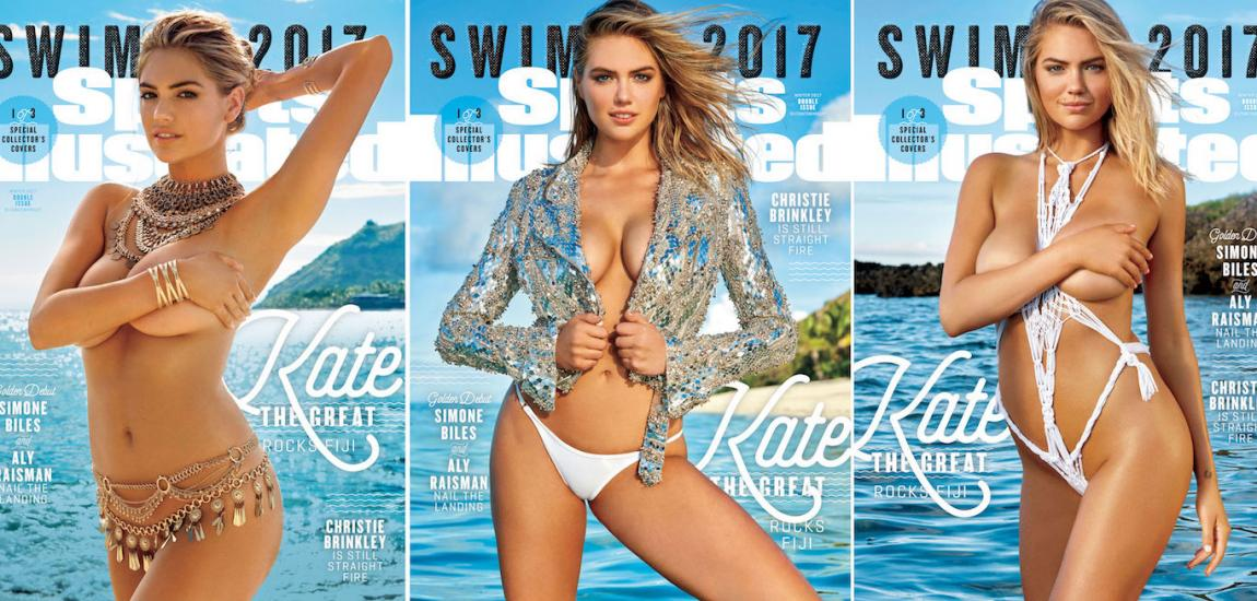 Kate Upton In 2017 Swimsuit Issue
