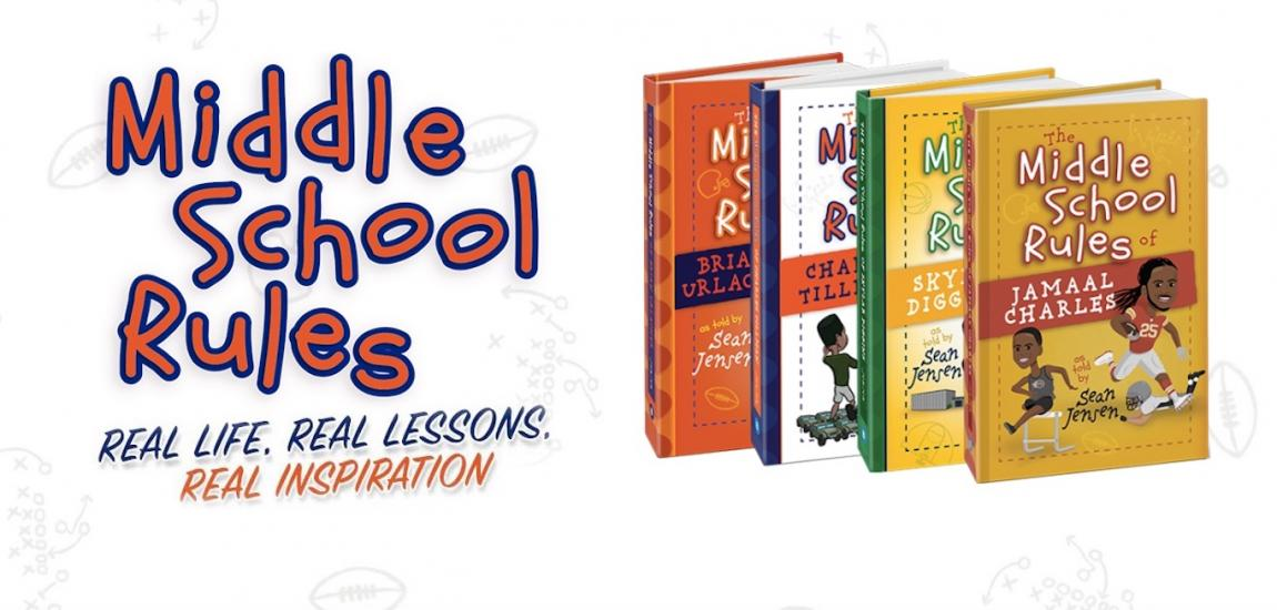 Middle School Rules Book Covers