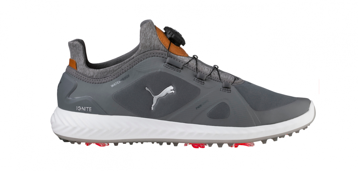 Puma's Ignite PWRADAPT Golf Shoes