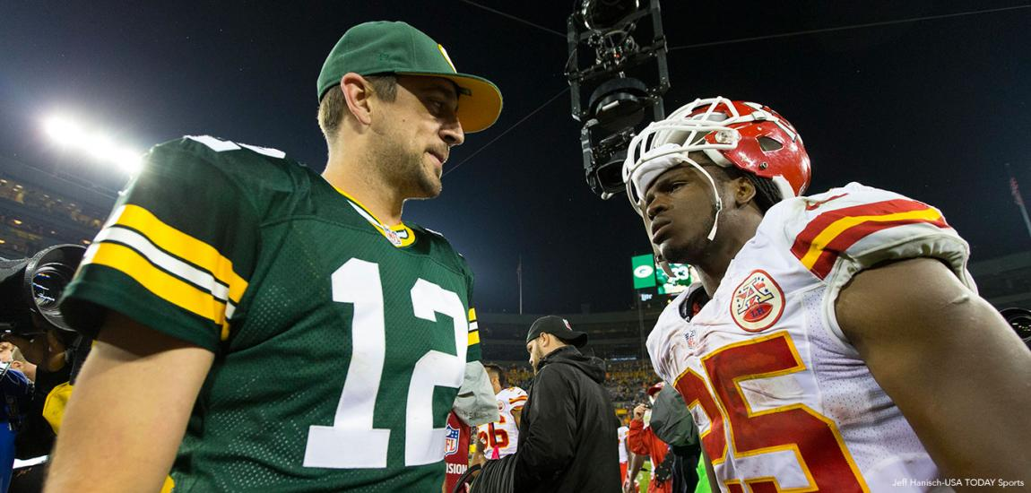 Rodgers Rolls With Troll