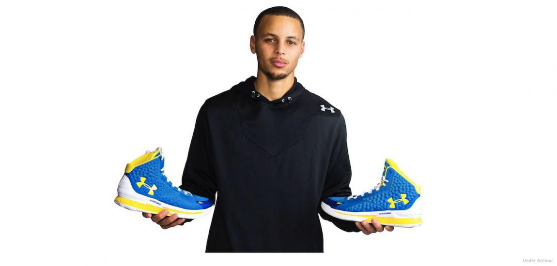 Stephen Curry Under Armour Sneakers