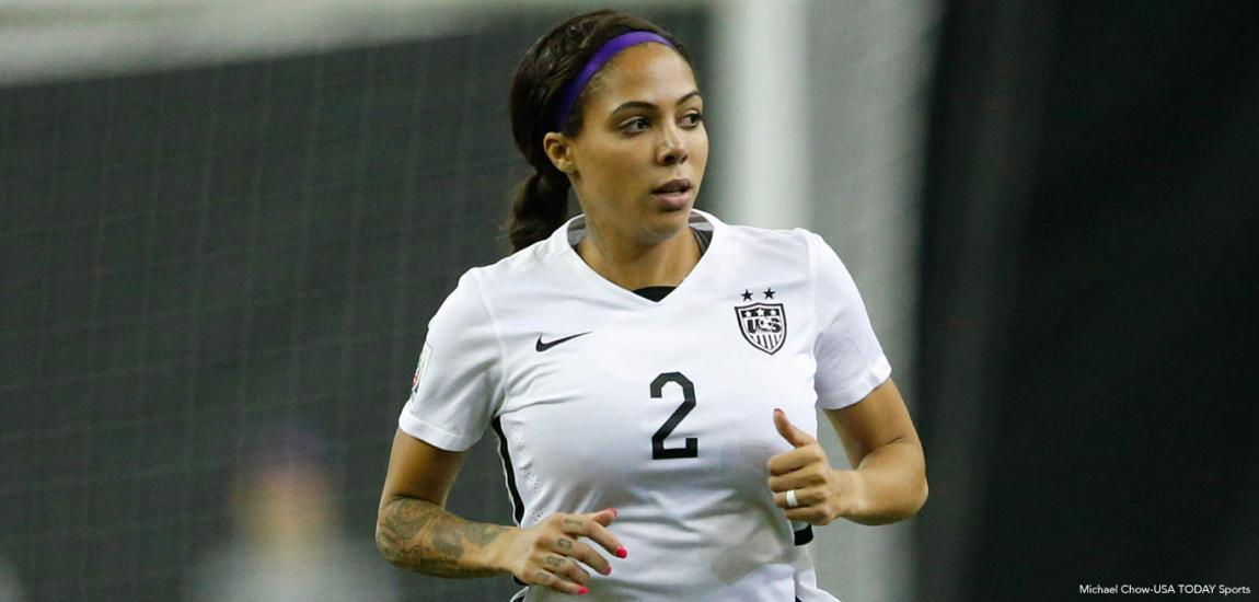 Sydney Leroux On Infinite Meanings Of Her Tattoos