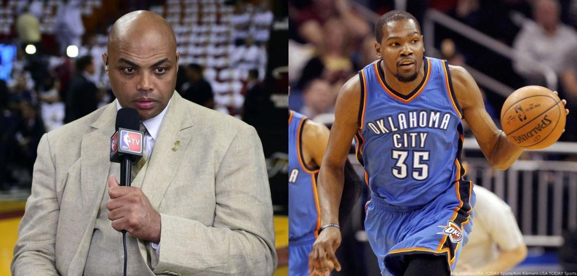 Charles Barkley, Kevin Durant