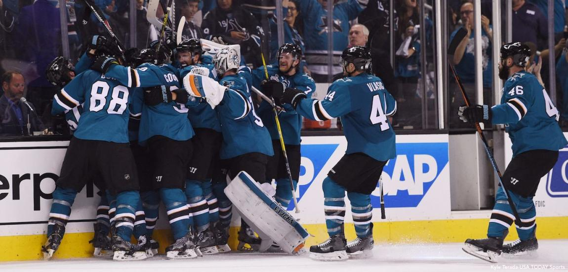 San Jose Sharks Win Game 3 Of Stanley Cup Final