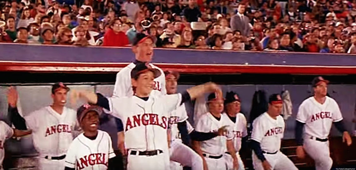 Angels In The Outfield 30 For 30