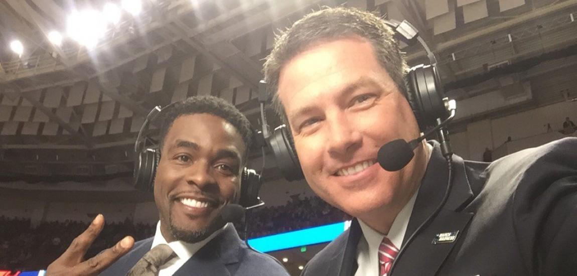 Chris Webber, Brian Anderson