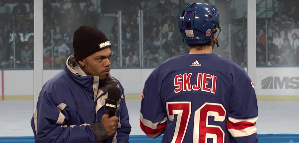 Chance The Rapper, Brady Skjei