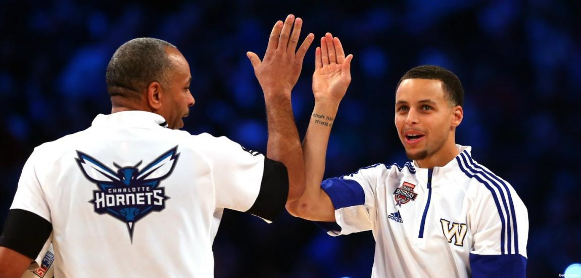 Dell Curry, Stephen Curry