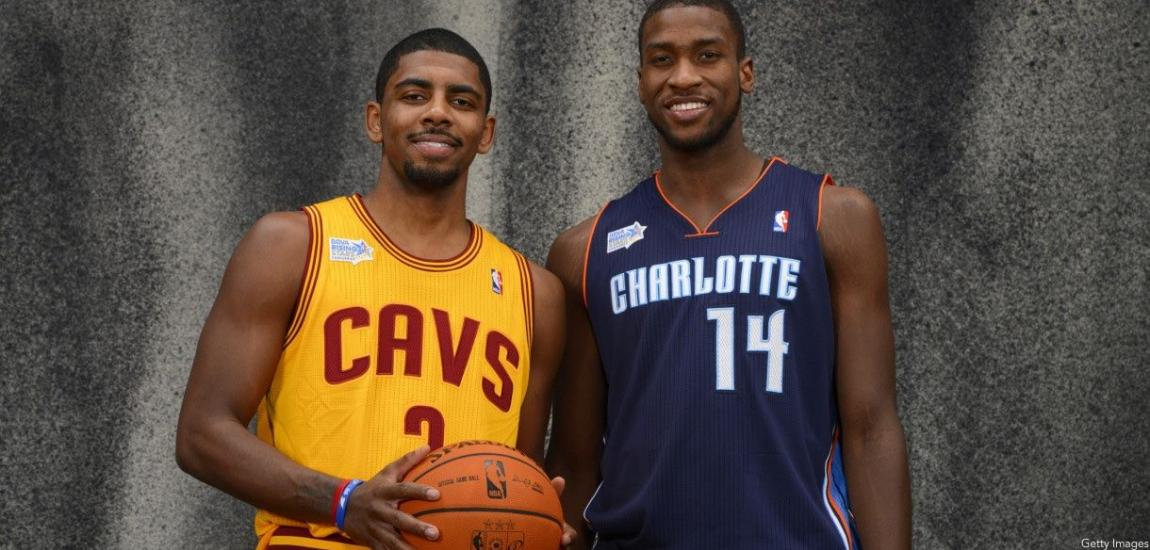 Kyrie Irving, Michael Kidd-Gilchrist