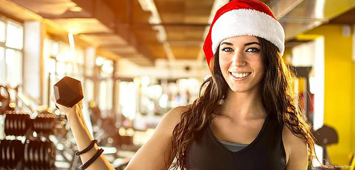 Christmas Holiday Fitness Tips