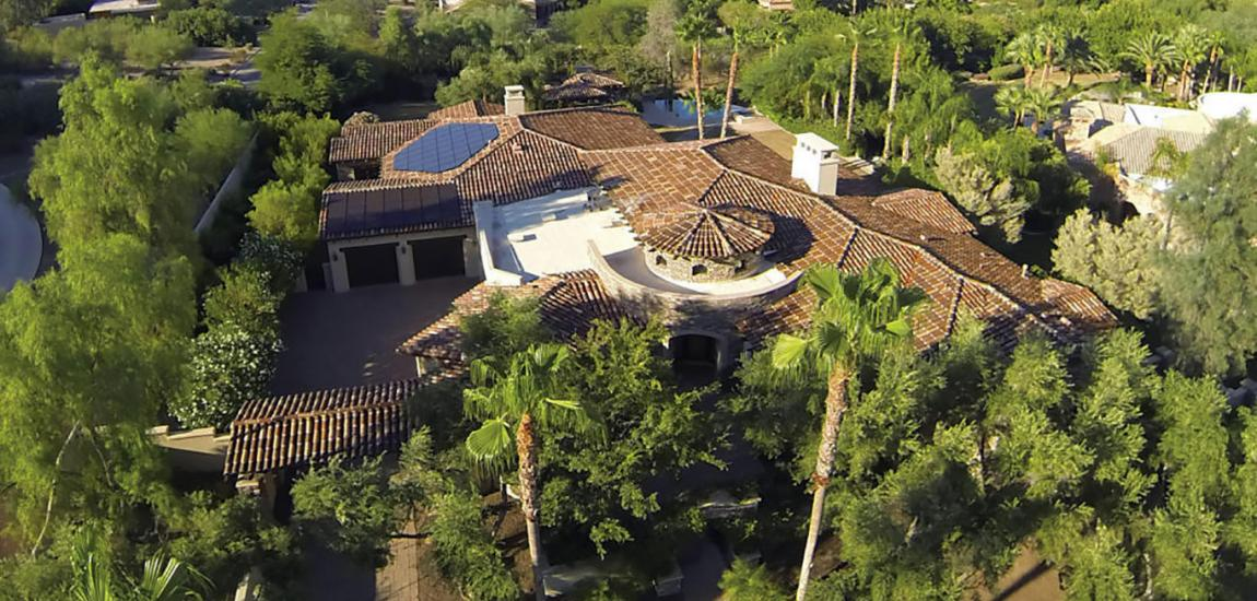 Steve Nash Sells Arizona Home