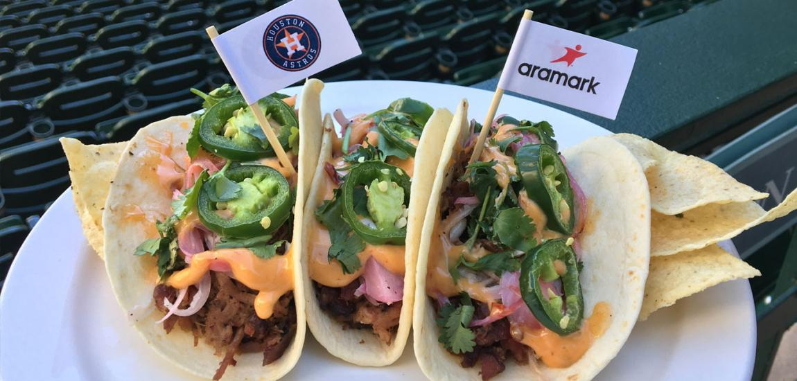 Astros' World Series Tacos