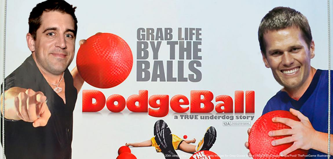 NFL Dodgeball Teams