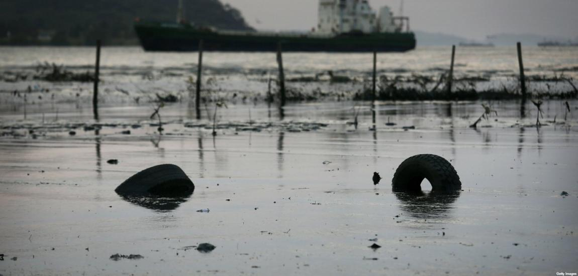 Rio's Polluted Waters