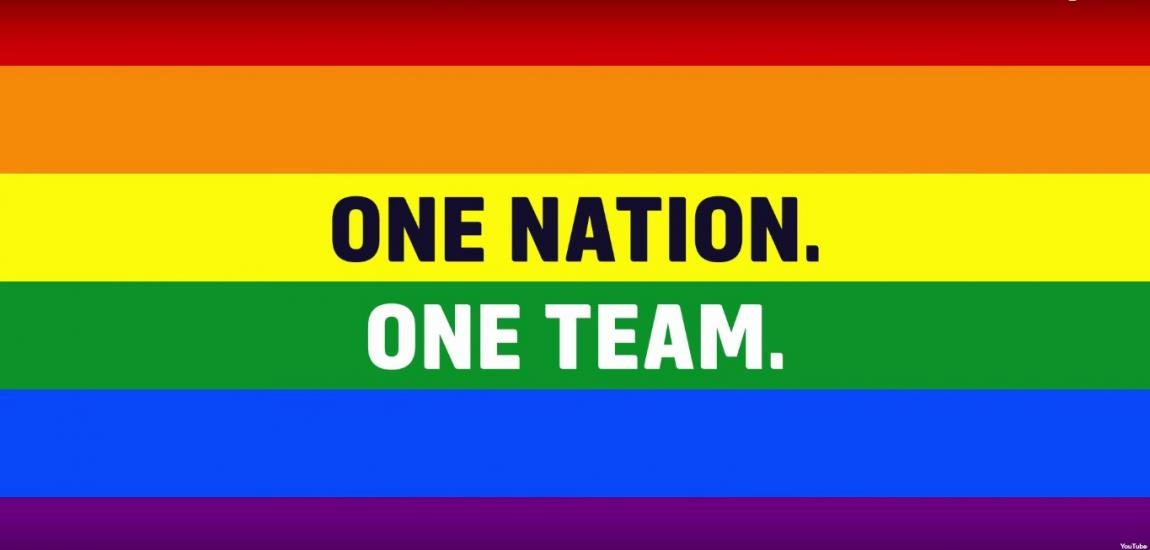 One Nation, One Team